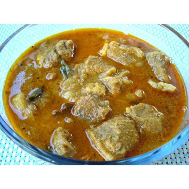 Agnello al curry