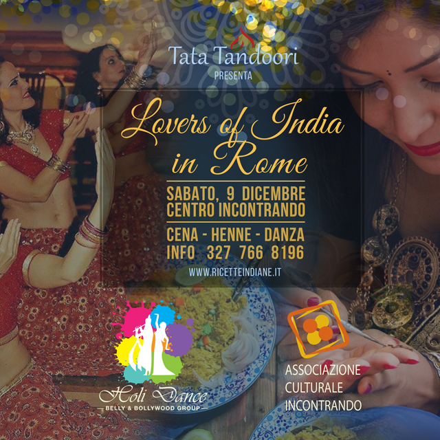 Lovers of India in Rome